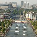 View from the Giant Wild Goose Pagoda (大雁塔) - panoramio.jpg