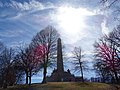 View of Lincoln's Tomb - Oak Ridge Cemetery - Springfield - Illinois - USA - 03 (32107062553).jpg