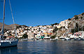View of Symi settlement from its harbour-2.jpg