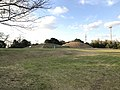 View of Wakamiya Ancient Grave in Ayaragigo Ruins.jpg