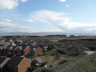 Rhoose Human settlement in Wales