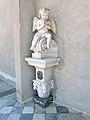 Viganego (Bargagli)-chiesa san siro-particolare angelo.jpg