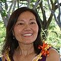 Viki Nakamoto 2014 NAVFAC Pacific Recognize 40-Year Length of Service Awardee (14275967139) (cropped).jpg