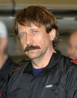 Viktor Bout Convicted illegal arms dealer