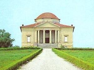 Nuthall Temple - Villa Pisani called La Rocca Pisana