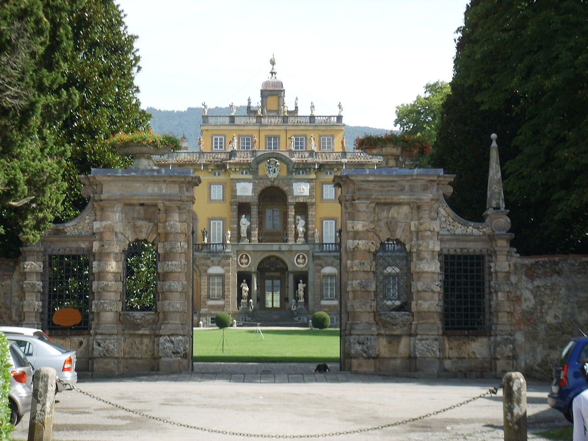 Villa torrigiani wikipedia for Giardino torrigiani