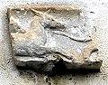 Villach Maria Gail Pfarrkirche Chorsüdwand außen Reliefsplitter Jagdszene 12012008 8403.jpg