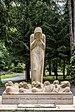 Villach Sankt Martin Waldfriedhof Kriegerdenkmal von Josef Dobner 17062015 4841.jpg