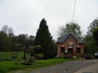 Villecourt Commune in Hauts-de-France, France