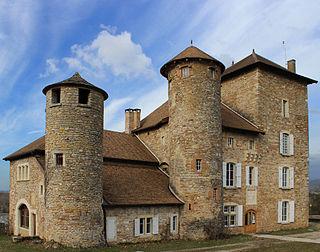 Villemoirieu Commune in Auvergne-Rhône-Alpes, France