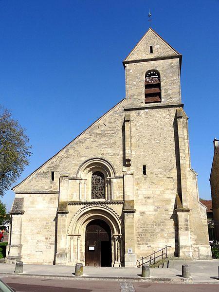 Fichier villennes sur seine 78 glise saint nicolas - Piscine pierre harvey asnieres sur seine ...