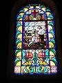 Villerest (Loire, Fr), vitrail d'église.JPG