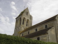 Villiers le Sec,l'église.JPG
