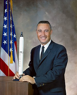 "Virgil I. Grissom High School - Virgil I. ""Gus"" Grissom"