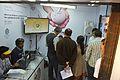 Visitors - Wikimedia Stall - 38th International Kolkata Book Fair - Milan Mela Complex - Kolkata 2014-02-03 8275.JPG