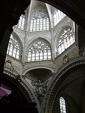 Vista de l'interior - Catedral de València.JPG