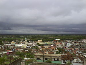 Santiago Ixcuintla - View of Santiago Ixcuintla