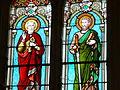 Vitrail de l'église de Connage (Ardennes, France).jpg