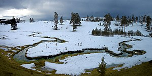 Zlatibor - Zlatibor landscape in the winter