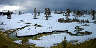 Zlatibor - Zlatibor landscape in the winter