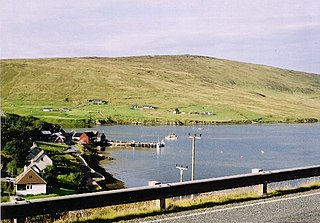 Voe, Shetland hamlet