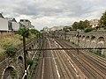 Voie Ferrée Ligne PLM Paris Lyon vue depuis Pont Rue Bordeaux - Charenton-le-Pont (FR94) - 2020-10-16 - 1.jpg