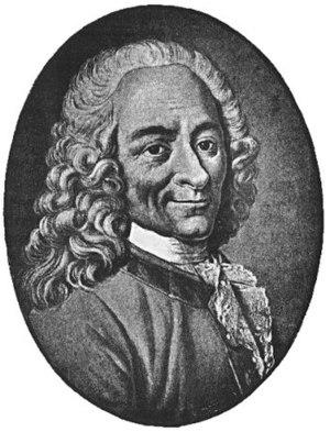 Voltaire, 1694-1778.