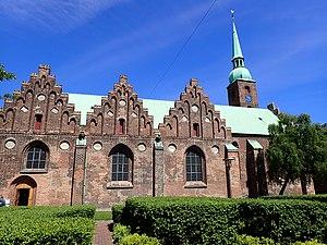 Church of Our Lady (Aarhus) - Image: Vor Frue Kirke (Aarhus) 02