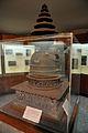 Votive Stupa - Gandhara - Indian Museum - Kolkata 2012-11-16 1950.JPG