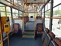 Vratislavice nad Nisou, interiér tramvaje 22, zadní část.jpg