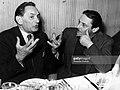 Vsevolod Pudovkin and Alessandro Blasetti 1951.jpg