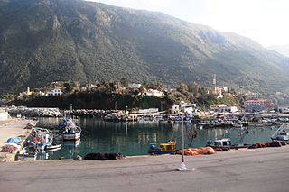 Ziama Mansouriah Commune and town in Jijel Province, Algeria