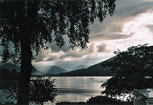 Loch Linnhe - Loch Linnhe