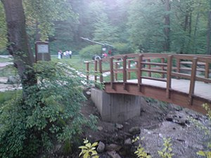 Vydrica (river) - Image: Vydrica river 2