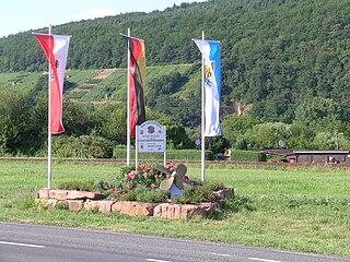 Lists of German municipal flags Wikipedia list article