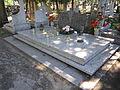 Włocławek-Grave of Franciszek Olejniczak.JPG