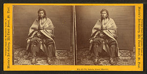 Wa-Su-Ta, Dakota (Sioux) warrior, by Martin's ...