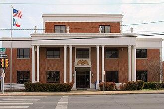 Waco Tribune-Herald - Image: Waco tribune herald building 2014