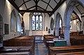 Waldron, All Saints' church, interior (S. aisle) (39353038830).jpg
