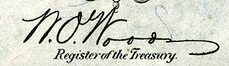W. O. Woods - Image: Walter Orr Woods (Engraved Signature)