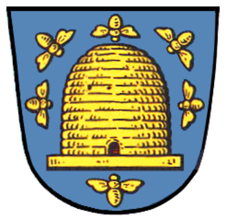 Bockenheim (Frankfurt am Main) - Image: Wappen Frankfurt Bockenheim