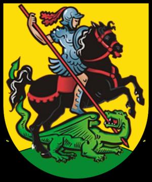 Hohenwart - Image: Wappen Hohenwart