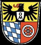 Wappen des Landkreises Mosbach