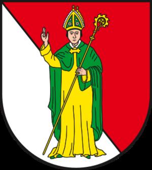Langenstein, Saxony-Anhalt - Image: Wappen Langenstein