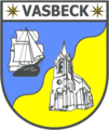 Wappen Vasbeck (Gemeinde).png