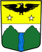 Coat of arms of Oberems