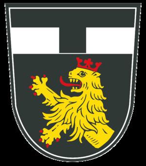Oberdolling - Image: Wappen von Oberdolling