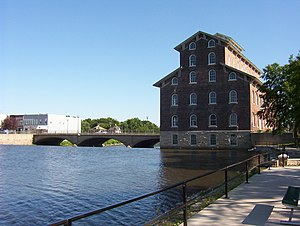 Independence, Iowa - Image: Wapsipinicon Mill