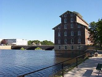 Independence, Iowa - 1867 Wapsipinicon Mill