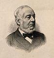 Warren de la Rue. Wood engraving by F. Joubert. Wellcome V0001521.jpg